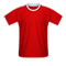 Charlton Athletic football jersey