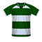 Sporting CP football jersey