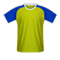 Oxford United football jersey