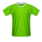 Wolfsburg football jersey